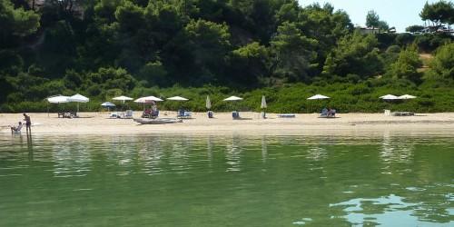 Villa Oasis private beach