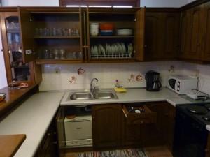 Maisonette Villa Oasis Halkidiki kitchen