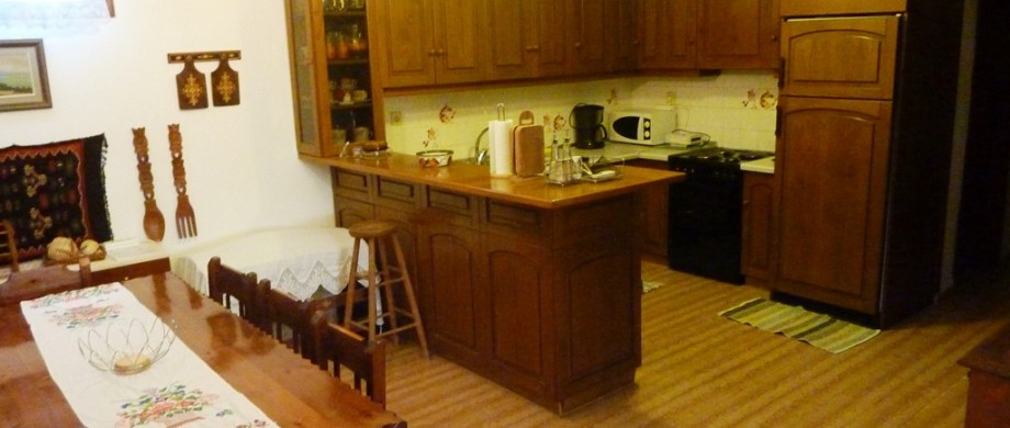 Maisonette Villa Oasis kitchen - dining room