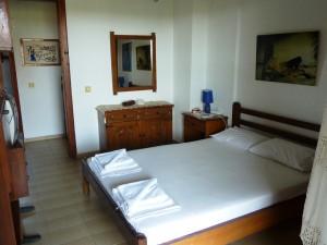 Maisonette Villa Oasis master bedroom